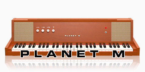 UVI Key Suite Electric | Planet M