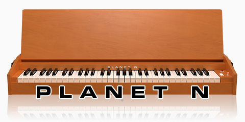 UVI Key Suite Electric | Planet N