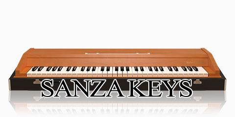 UVI Key Suite Electric | Sanza Keys