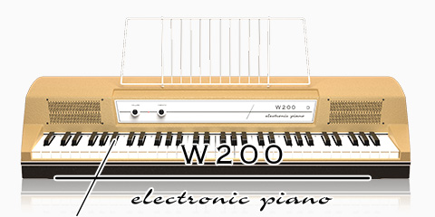 UVI Key Suite Electric | W 200
