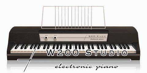 UVI Key Suite Electric | W 200 Studio