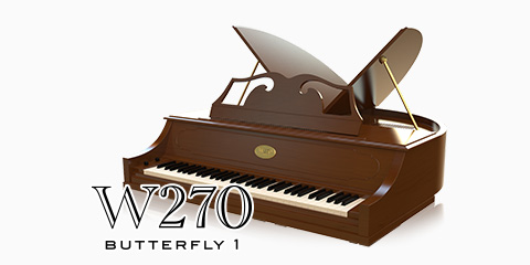 UVI Key Suite Electric | W 270 Butterfly 1