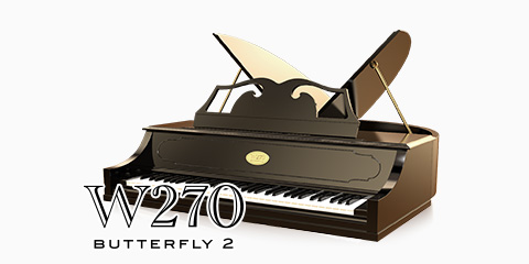 UVI Key Suite Electric | W 270 Butterfly 2