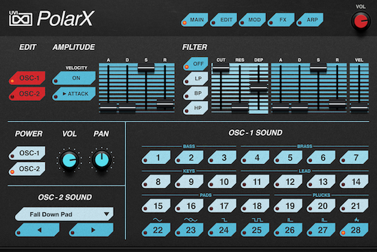Kroma - PolarX GUI