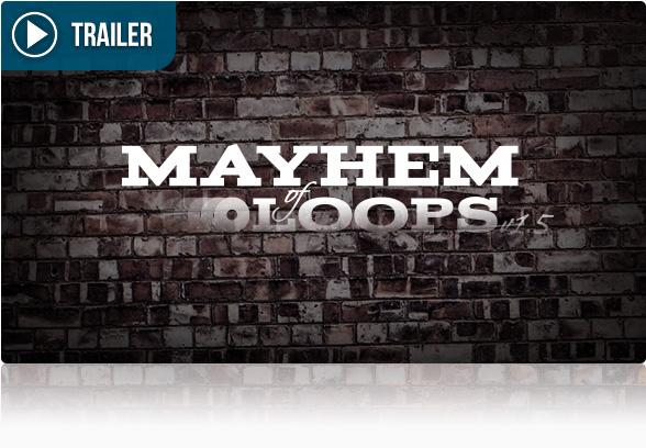 UVI Mayhem of Loops 1 5 - Premium Loop and Construction Kit Archive