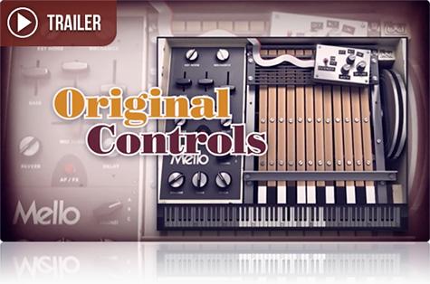 UVI Mello - A Sound that Shaped the 60's