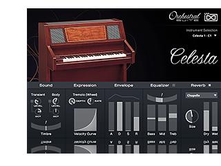 UVI Orchestral Suite | Celesta