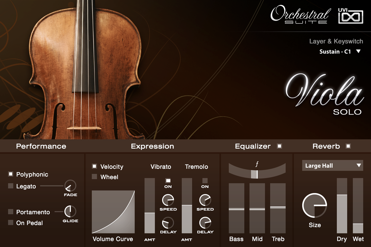 UVI Orchestral Suite - The Essential Symphonic Orchestra Collection