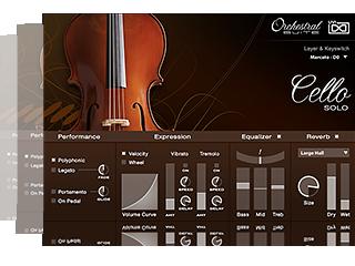 UVI Orchestral Suite | String Solo
