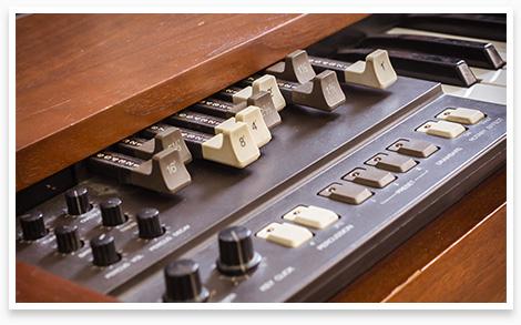Retro Organ suite | EX III