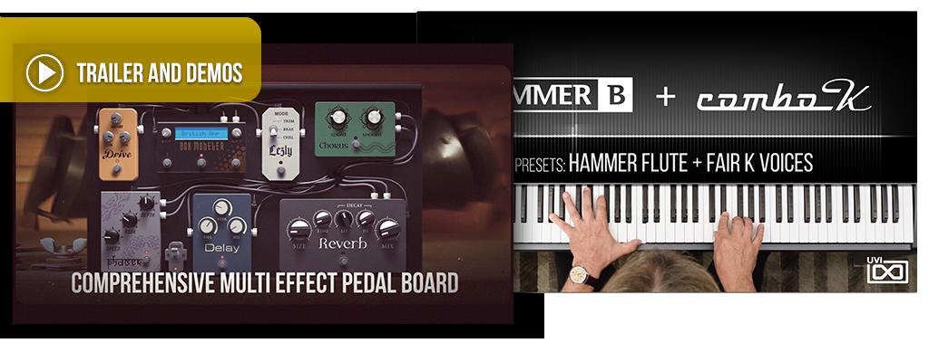 Retro Organ Suite | Video