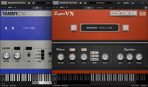 UVI Retro Organ Suite | GUIS