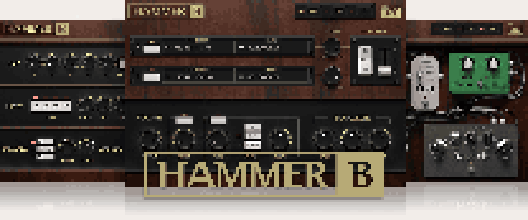 Retro Organ suite | Hammer B