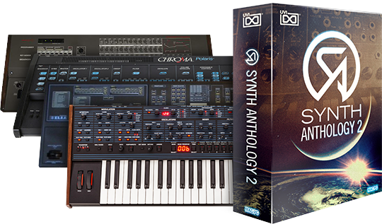 UVI Synth Anthology II | New