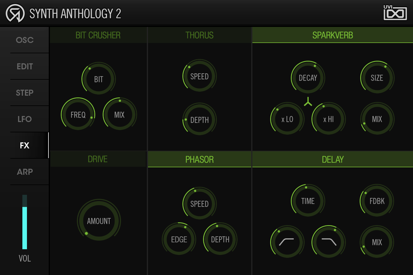 Synth Anthology 2 - Hardware Synthesizer Tour de Force