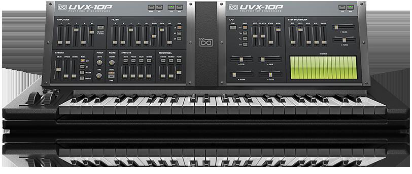 UVI UVX-10P | Instrument
