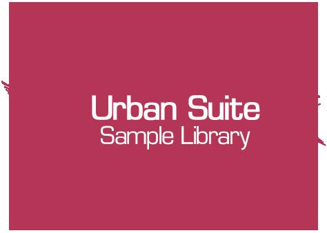 UVI URBAN SUITE - SAMPLE LIBRARY | LOGO