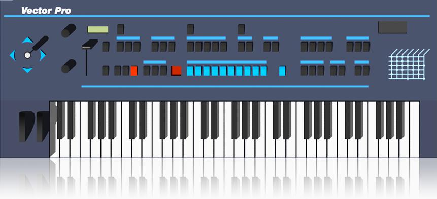 Vector Pro | Keyboard