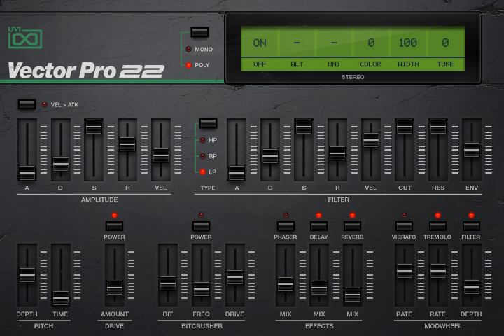 Vector Pro 22