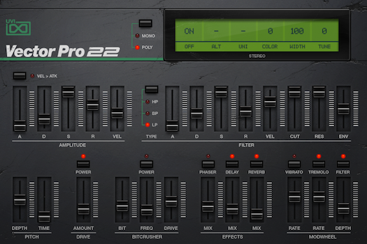 Vector Pro | Vector Pro 22
