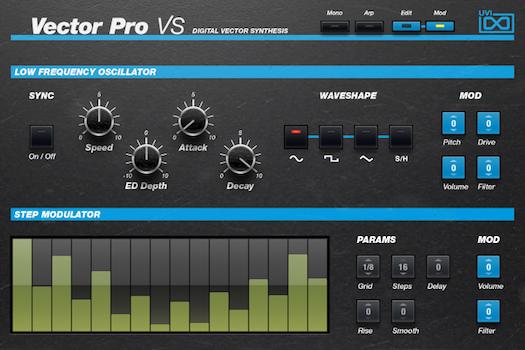 Vector Pro VS | Mod GUI