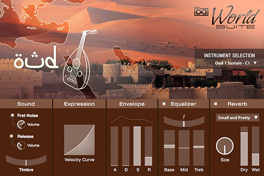 UVI World Suite | Oud UI
