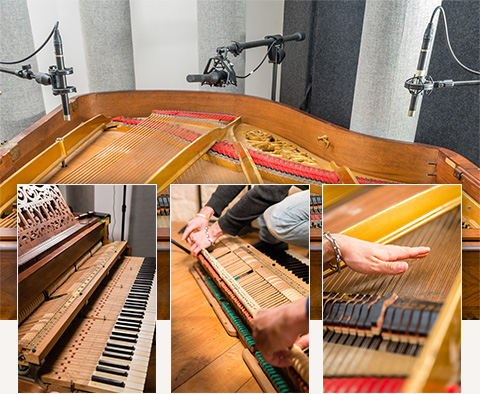 UVI Augmented Piano | Sampling Session pictures