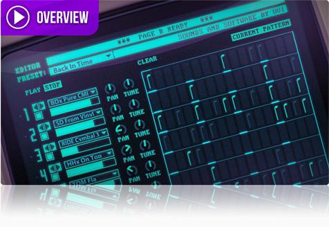 UVI Darklight IIx | Overview