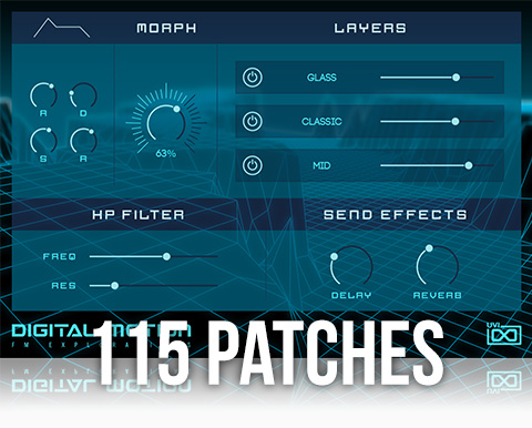 UVI Digital Motion | Patches