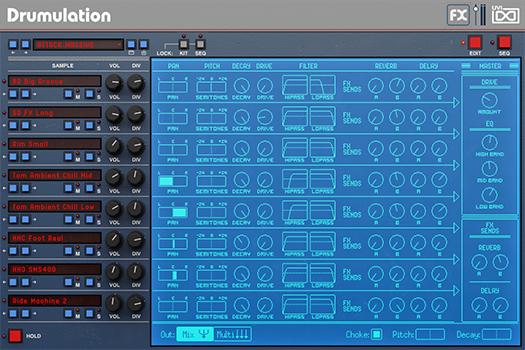 Emulation II+ | Drumulation