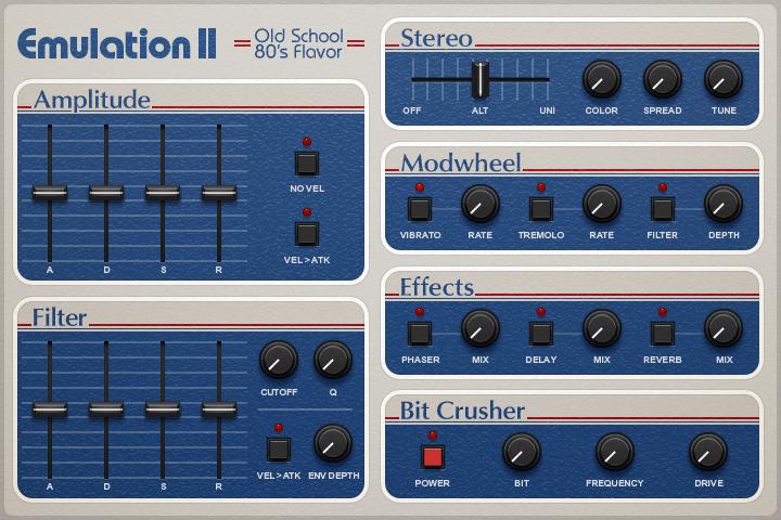 Emulations II |GUIS
