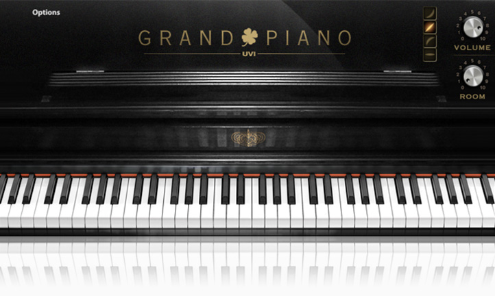UVI Grand Piano Model D | GUI