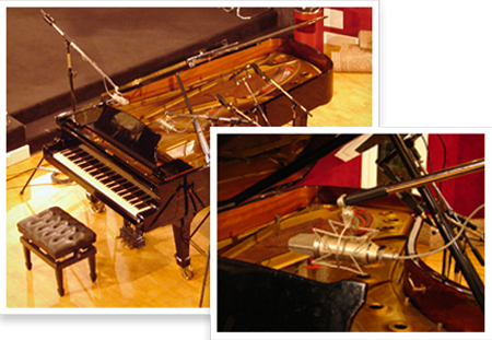 UVI Grand Piano Model D | Recording