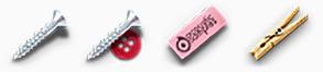UVI IRCAM Prepared Piano | Rubber, Clothespin, Screw