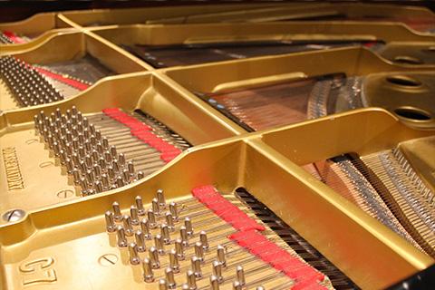 UVI IRCAM Prepared Piano   Harmonics