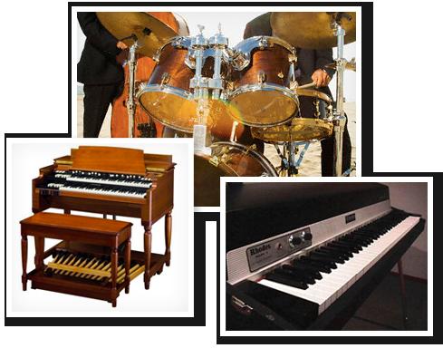 UVI Jazzistic | Instruments