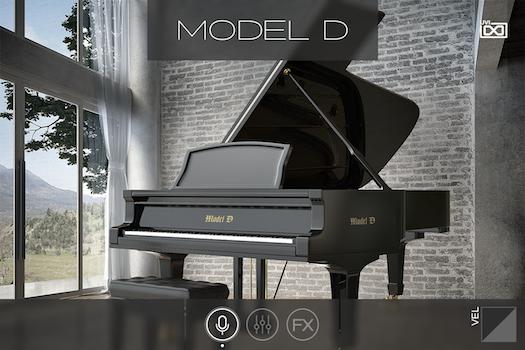 Model D GUI