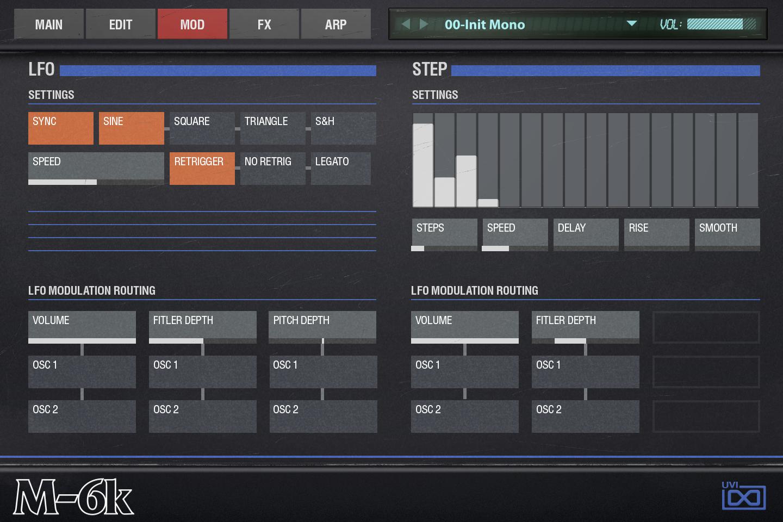 OB Legacy | M-6K Mod GUI