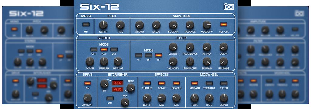 OB Legacy | SIX-12 GUI