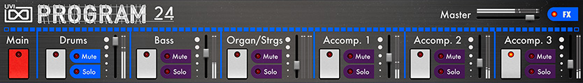 Program 24 | Instruments GUIS