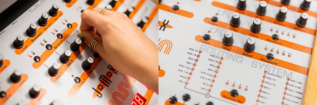 UVI PX SunBox | Machine Close-up