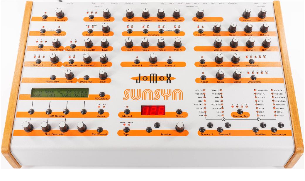 UVI PX SunBox | Machine
