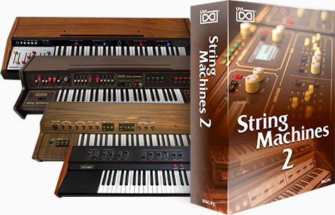 UVI String Machines 2 | What's New
