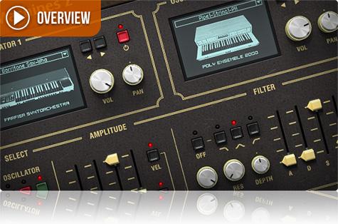 UVI String Machines 2 - Warm Vintage Sounds Revived