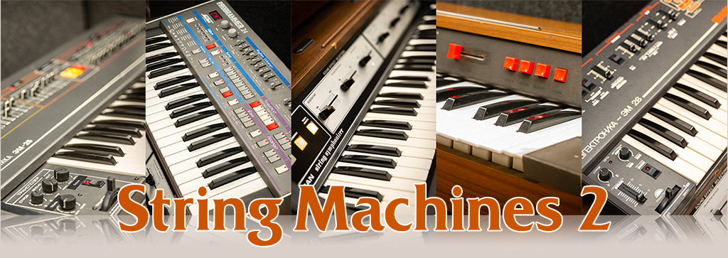 UVI String Machines 2 | Machines