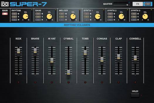 Super-7 | GUI Main