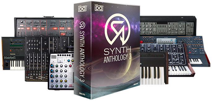 Synth Anthology 3 | What's new