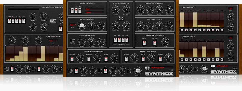 UVI Synthox | GUIS