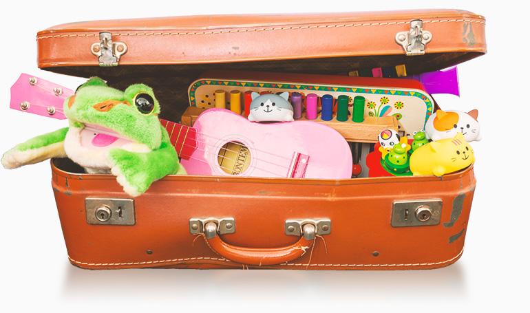 UVI Toy Suite | Toys