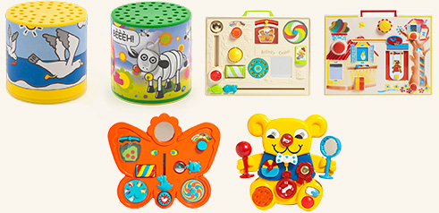 UVI Toy Suite | Kindergarten